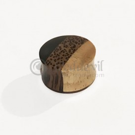 Three Wooden Plug